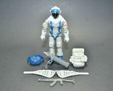 """GI Joe ARAH Snow Serpent 1985 3.75"""" 100% Complete Hasbro Vintage Figure"""