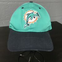 🌴🏈NFL Miami Dolphins SnapBack Cap Hat One Size Blue🌴Free Ship