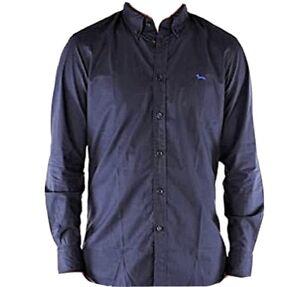 Harmont & Blaine Navy Shirt L Regular fit