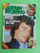 GUERIN SPORTIVO=N.30 1976=MONTREAL 76=L'UOMO MASCHERATO=Beppe Savoldi