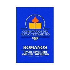 Comentarios del Nuevo Testamento - Romanos (Lam Case) (Hardback or Cased Book)