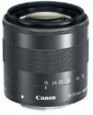 Canon EF-M 18-55mm f3.5-5.6 IS STM Compact System Lens kit  For EOS M1 M2 M10