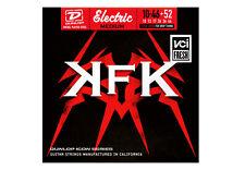 Dunlop Krème Kerry King Drop TUNING 10 - 46 + 52 MEDIUM Cordes pour guitare électrique