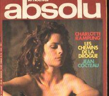CHARLOTTE RAMPLING MARIE LAFORET JANE BIRKIN SIWER OHLSON ANGELO FRONTONI