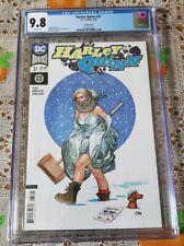 Harley Quinn #37 CGC 9.8 DC NM