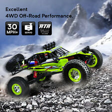 UK RADIO REMOTE CONTROL RC CAR/BUGGY VERY FAST READY TO RUN 1:12th 2.4G CORE RC
