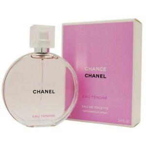 CHANEL Chance Eau Tendre 100ml EDT Womens Perfume