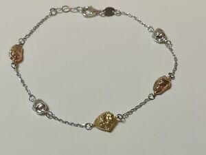 Nugget  Bracelet Hush Sterling Silver  rrp £79