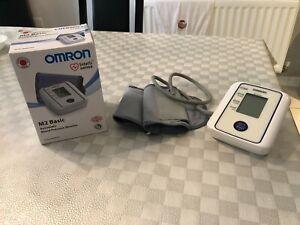 Boxed & unused Omron M2 Basic Upper Arm Blood Pressure Monitor