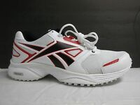 Reebok Size 11 M Advanced Trainer White Athletic Sneakers New Mens Shoes NWOB