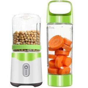 Portable Blender Usb Juice Blender Rechargeable Travel For Shakes