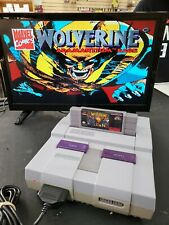 Wolverine: Adamantium Rage (Super Nintendo Entertainment System) SNES CART ONLY