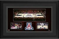 "Arizona Wildcats Framed 10"" x 18"" McKale Center Panoramic Collage - Fanatics"