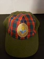 Boy Scouts Of America BSA Cub Scouts Webelos Uniform Hat Youth Size Medium/Large