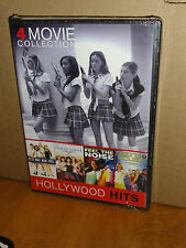 D.E.B.S./ Charm School / Feel the Noise / Seeing Double (DVD) Hollywood Hits!