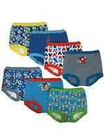 Disney Mickey Mouse Boys Potty Training Pants 7-pack Underwear Toddler SIZE 4T