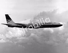 BRITISH AIRWAYS BOEING 707 - FRIDGE MAGNET - 6 x 4 INCHES