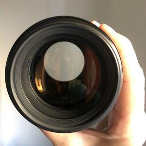 Canon EF 85mm f/1.8 Prime USM lens