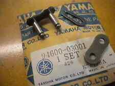 NOS Yamaha Chain Joint 77 YZ80 77-83 DT100 79-83 MX100 90-00 RT100 94600-03001