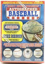 2020 TriStar Hidden Treasures Autografado Baseball Hobby Caixa-Assinado Bola