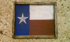 Wooden Texas Flag Tray, Rustic, Western Wall Decor, Serving Tray, Kitchen Decor