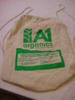 A1 ORGANICS STRING BACKPACK - COLORADO'S LEADER IN ORGANICS RECYCLING