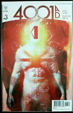 4001 AD #3 Cover B (VALIANT Comics) Comic Book VF/NM
