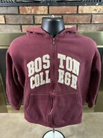 Boston College Eagles NCAA Football Hooded Hoodie Sweatshirt Youth Size Large