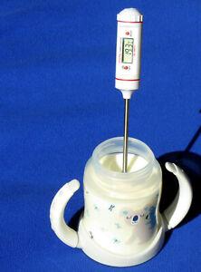 Baby-Kleinkinder Nahrungsthermometer-Milch