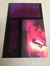 MAGNETO #0 (9.4-9.6/Unread) The Twisting Soul