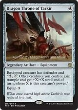Khans of Tarkir ~ DRAGON THRONE OF TARKIR rare Magic the Gathering card