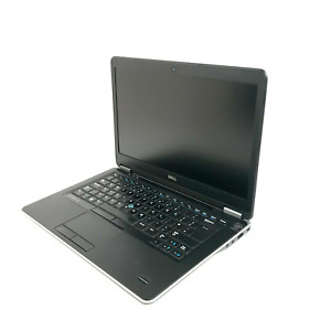 """Dell Latitude E7440 14"""" Laptop Core i7-4600U @ 2.10GHz 8GB DDR3 256GB SSD Webcam"""