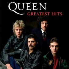 QUEEN: GREATEST HITS REMASTERED CD THE VERY BEST OF / NEW