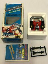 Takara Micro Change MC-18 Lock Robot Diaclone Pre-Transformer Japan MIB