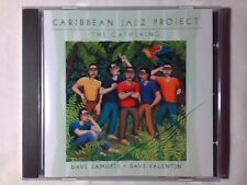 CARIBBEAN JAZZ PROJECT The gathering cd DAVE VALENTIN THELONIOUS MONK