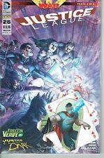 Justice League  Rw Lion/ DC comics #26 Blisterato con Cards