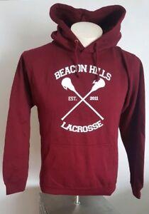 Beacon hills Lacrosse Hoodie Teen Wolf McCall stilinski lahey Unisex Hoodie XS