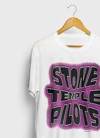 1996 Stone Temple Pilots Vintage Tour Band Rock Shirt 90s 1990s S-XXL