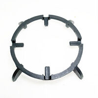 Hot Cast Iron Wok Pan Support Rack Stand Burners Gas Stove Hobs Top Black Useful