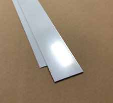 2 Pcs 060 Aluminum Sheet Metal Plate 3 X 48 116 Aluminum Flat Stock