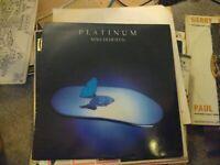 Mike Oldfield Platinum Vinyl LP 33rpm Record V2141 1979