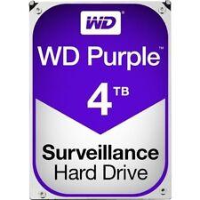 """Western Digital Purple WD40PURZ  4TB 5400RPM SATA3/SATA 6.0 GB/s 3.5"""" Hard Drive"""