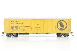 HO Athearn Great Northern / WFEX 50ft Mechanical Refrigerator Car Cust Features