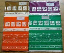 SAFE Dual Vordruckblätter Nachtrag Berlin 1986 - 1988 NEU 2414 original verpackt