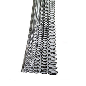 300mm Length Compression Spring Wire Dia 2.5mm to 4.5mm Steel Material Springs