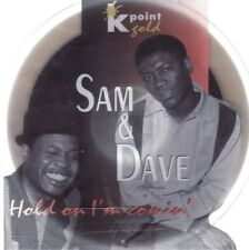 Sam & Dave hold On I 'm Comin' (compilation, 12 tracks, K-point Gold Disc)