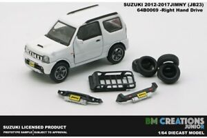 BMC 1/64 Suzuki Jimny (JB23) White (Right Hand Drive) Engine