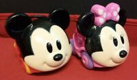 Disney Baby Toddler Go Grippers  Push Cars from Oball Mickey Mouse Minnie Mouse