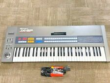 Vintage Roland Jx8P Synthesizer, Tested, Good Condition