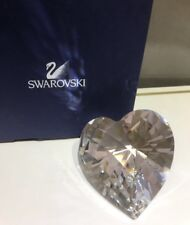 Swarovski Sparking Heart Crystal Symbol Love Romance Austrian Figuring